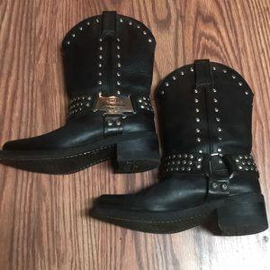 Harley-Davidson Shoes - Harley Davidson Leather Boots